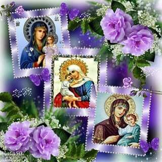 La Madre, María, Madre de Dios, Embarazo latente