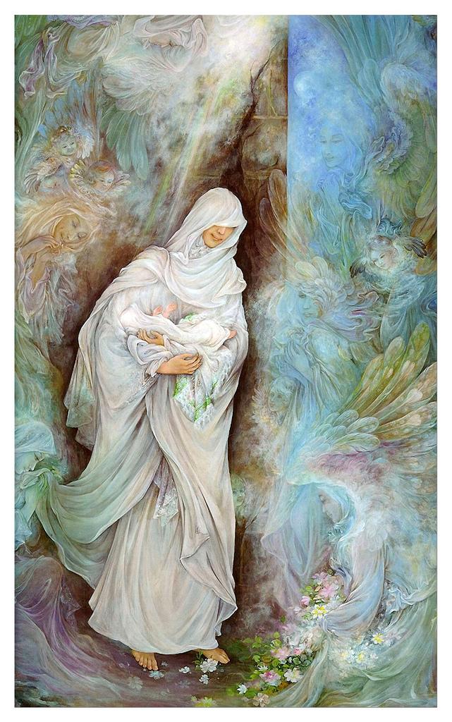 La Madre nos nutre y cuida