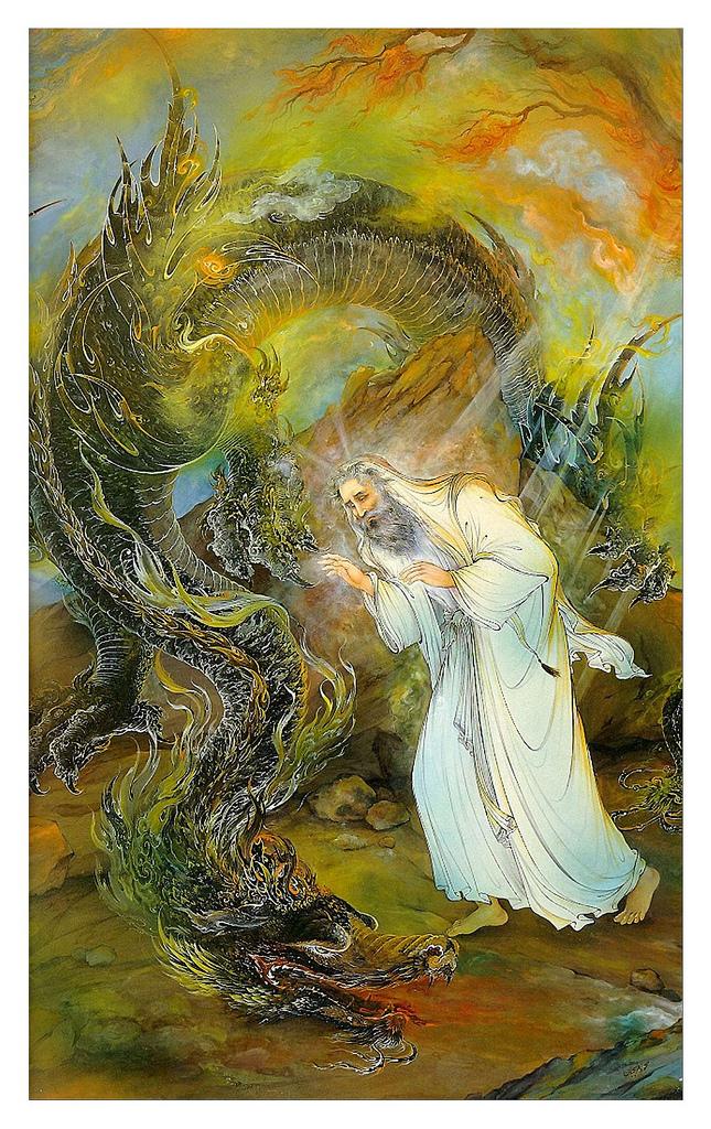 YO SOY DIOS cuando dejo de ser yo; entonces, ya nadie te ataca, porque en TI  está comprendida toda la Creación.