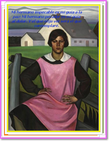 Prudence Heward . Expresionismo